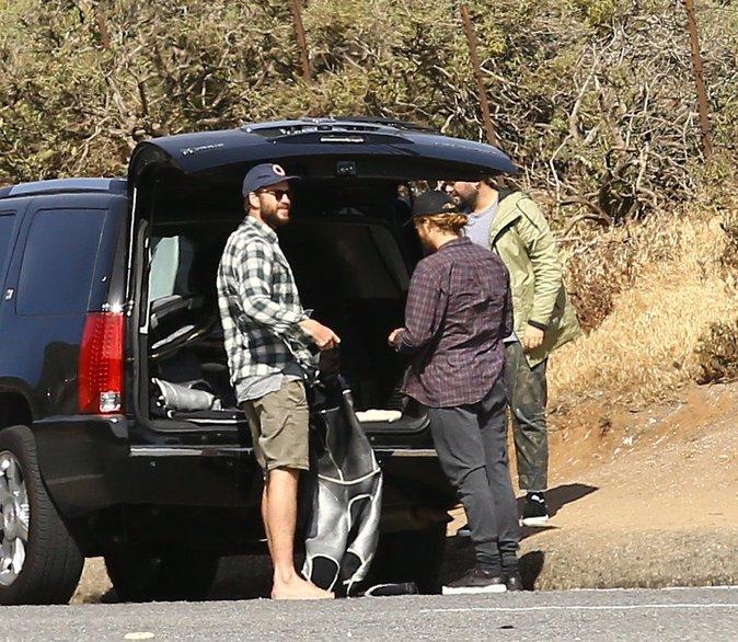 """Liam Hemsworth et Chris Hemsworth en guerre ? : """"J'ai toujours su qu'il y avait une certaine rivalité entre nous"""""""
