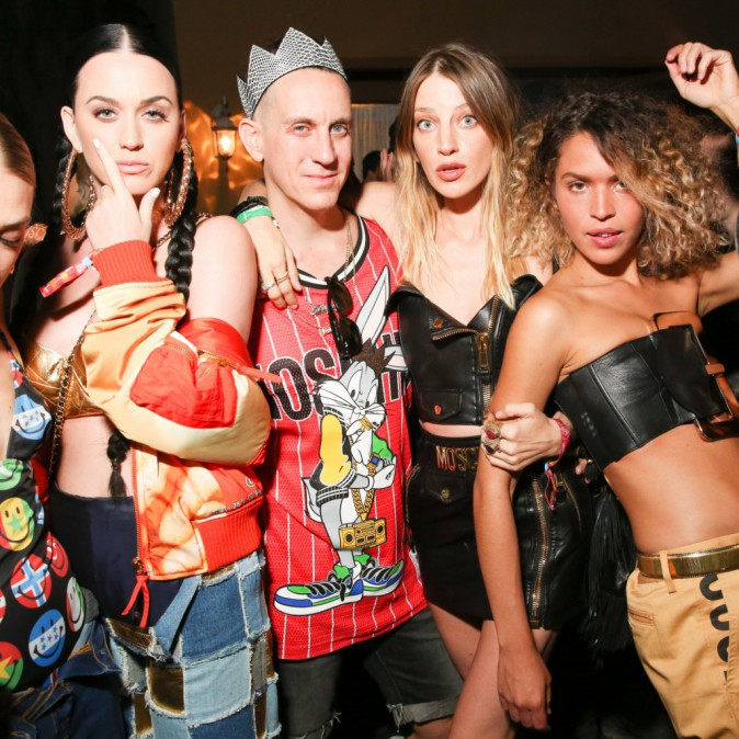 Photos : Lily-Rose Depp : Katy Perry, Alexa Chung, Fergie... Elle côtoie du beau monde à Coachella !