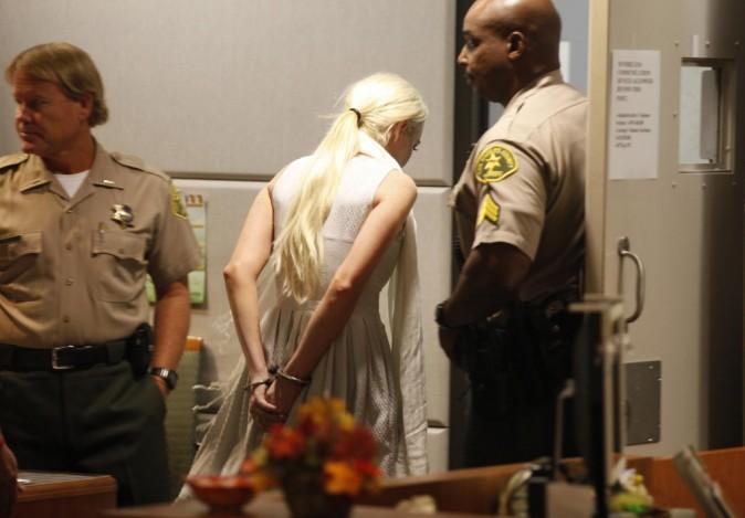 L'humiliation ultime pour l'actrice...