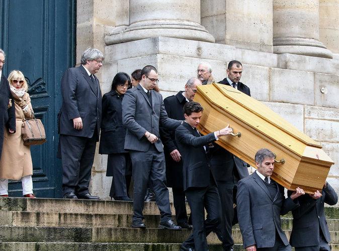 Line Renaud, Daniel Prevost et Robert Hossein : leur dernier hommage à Michel Galabru