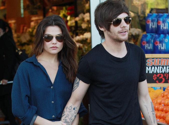Louis et sa copine, Danielle