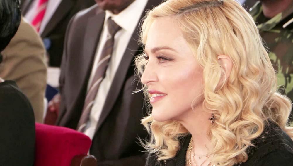 Madonna : un hôpital pédiatrique du Malawi porte désormais le nom de sa fille !