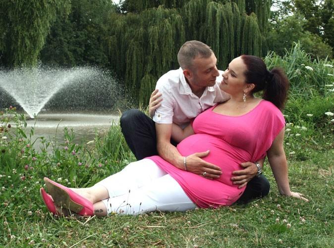 Photos : en attendant, ils préparent l'arrivée de leur fille