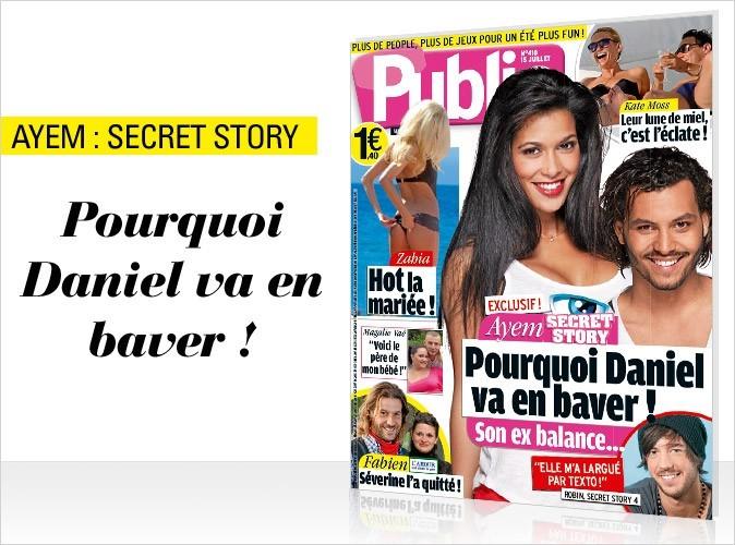 Magazine Public : Ayem et Daniel de Secret Story 5 en couv !