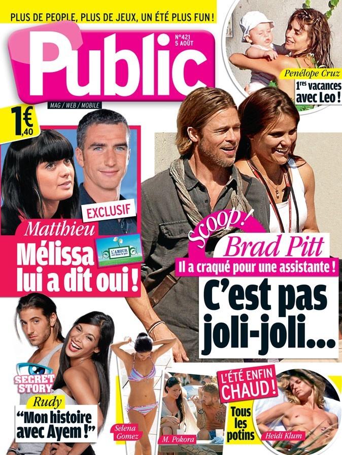 Magazine Public : une édition plus fun pour l'été !