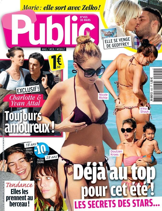 Magazine Public : déjà au top pour cet été !
