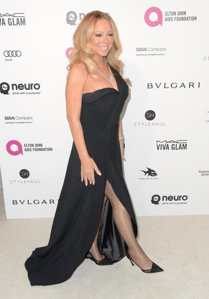 Mariah Carey est splendide