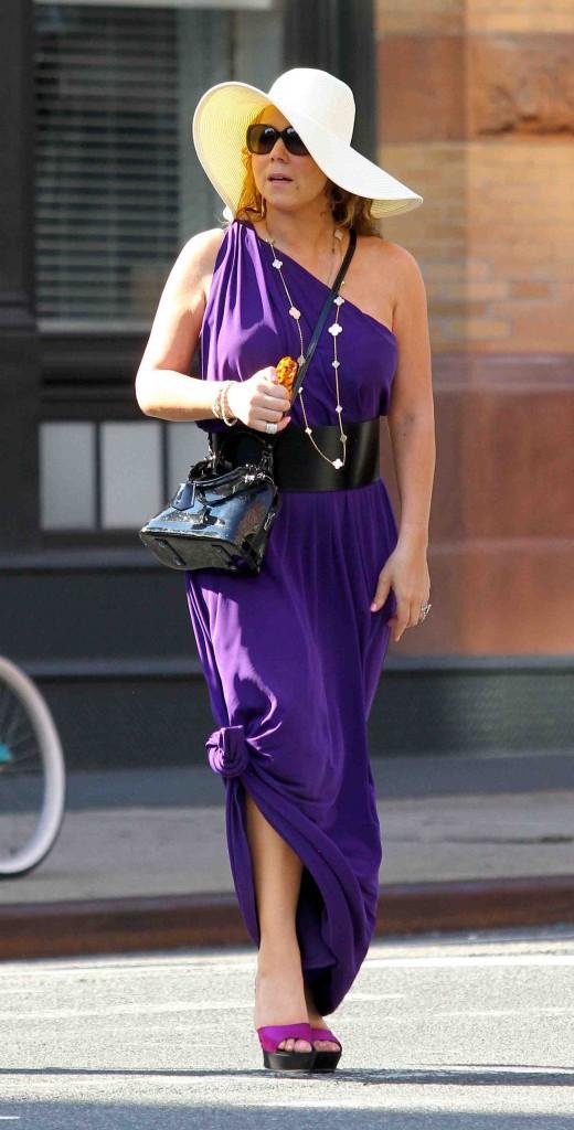 Mariah Carey : première sortie depuis l'annonce de son divorce !