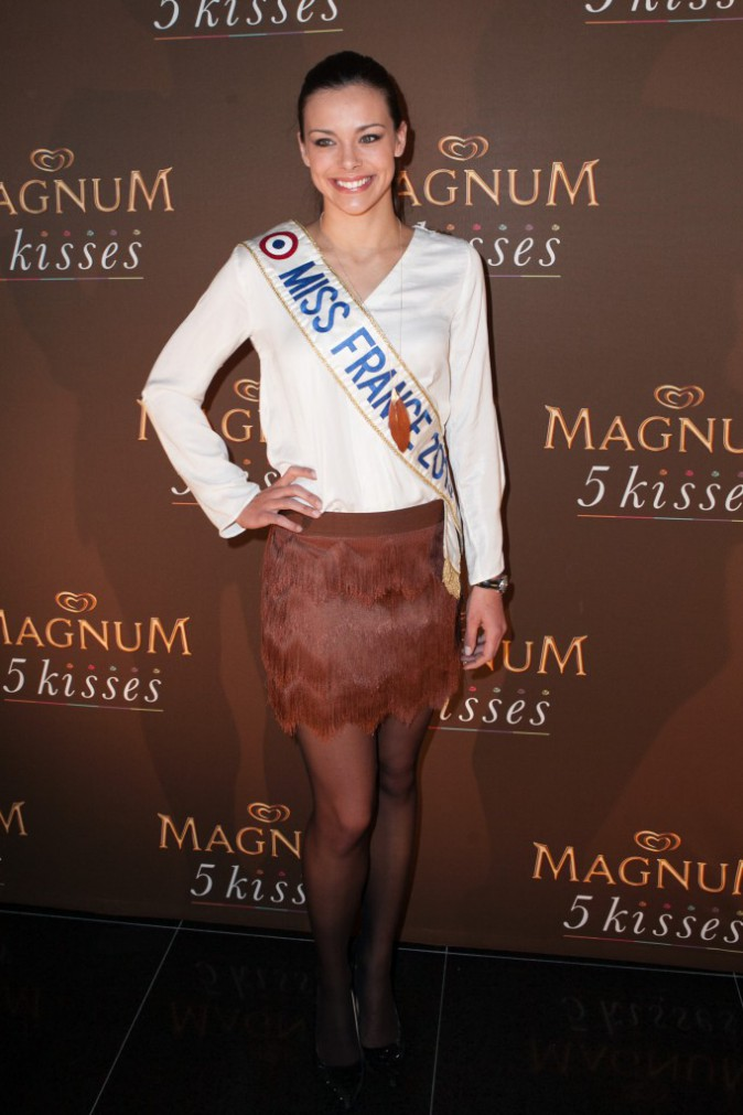 Lancement de nouveaux parfums de glace Magnum au Pavillon Cambon - Février 2013