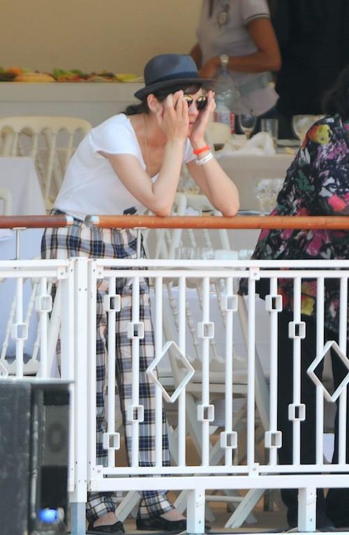 Photos : Marion Cotillard : complètement effrayée par son chéri, Guillaume Canet !