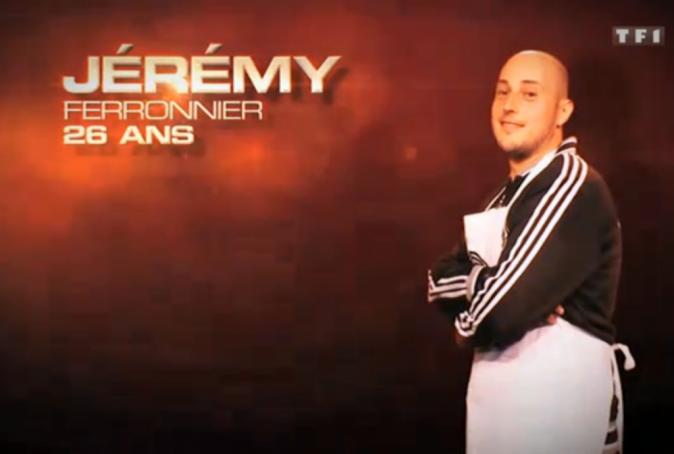 Jérémy, Ferronier, 26 ans