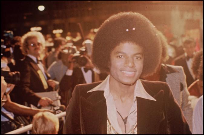 Michael, à l'époque de la Motown !