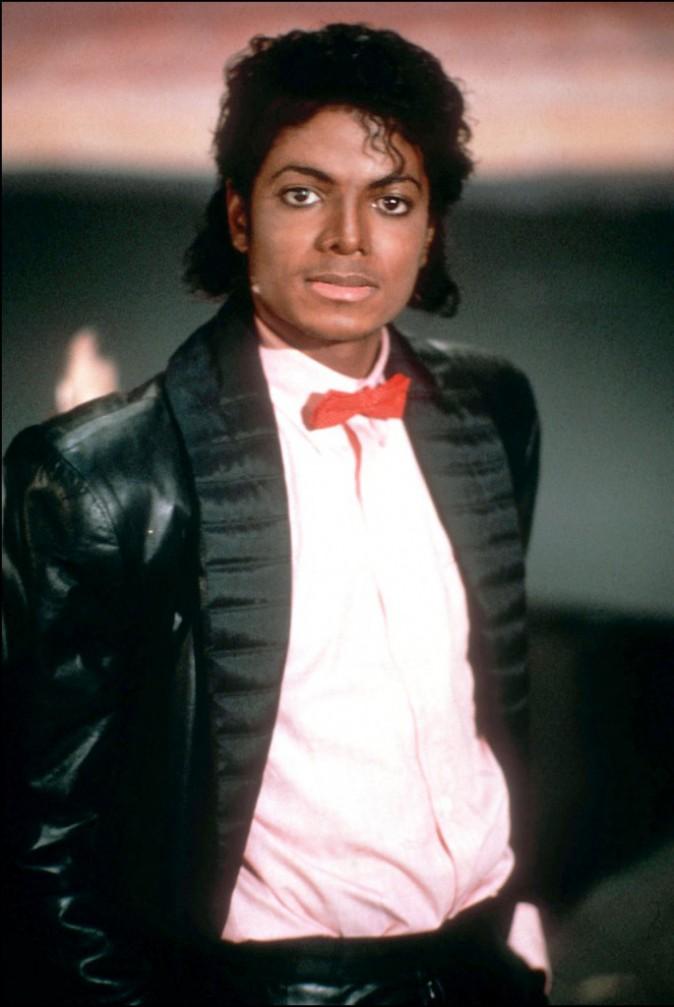 Michael en 1981, un an avant le ras-de-marée Thriller !