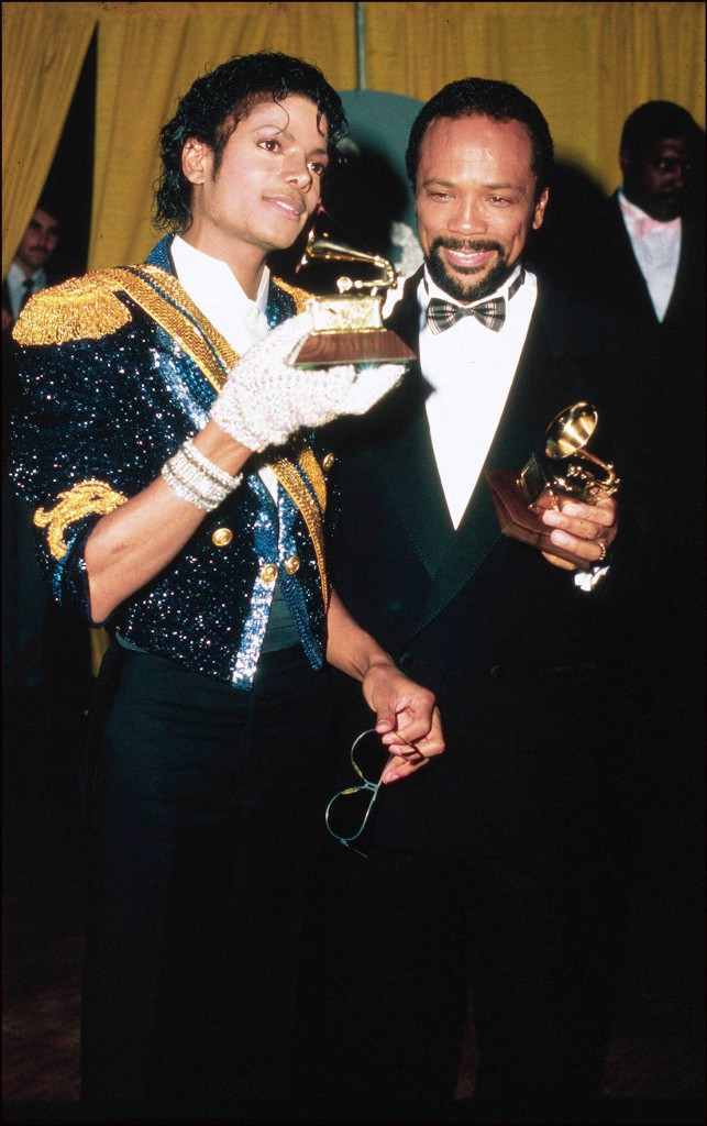 Michael et Quincy Jones, l'âge d'or !