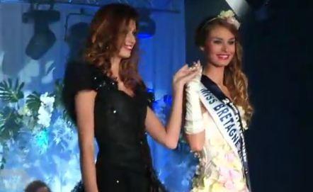 La deuxième dauphine, Miss Bretagne