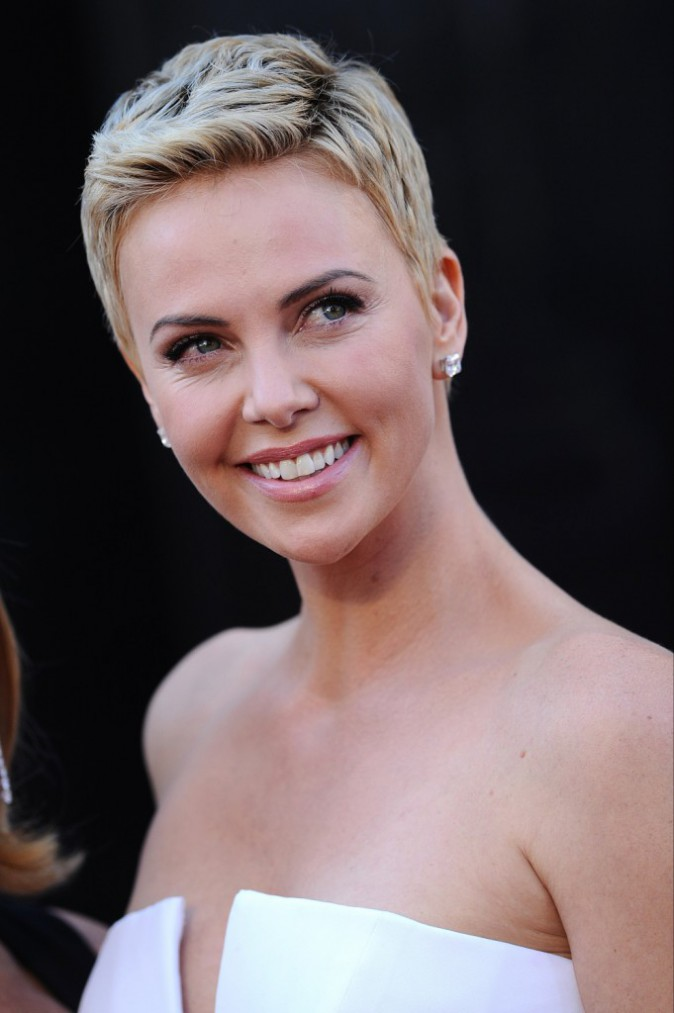 Charlize Theron - 2013