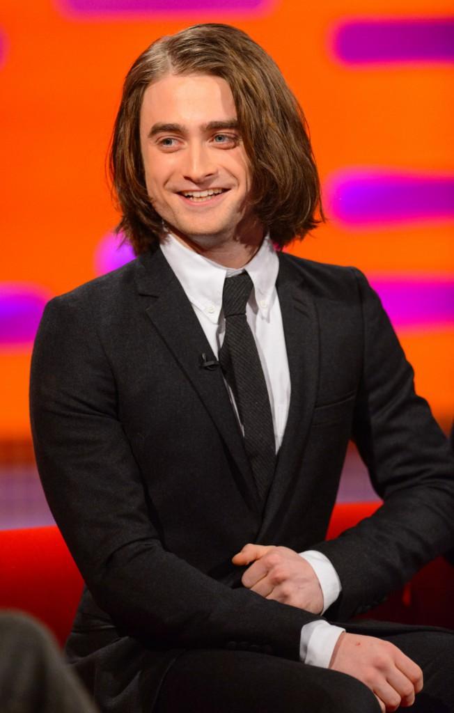 Daniel Radcliffe - 2013