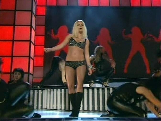 VMA 2007: Britney ce n'est vraiment ça !