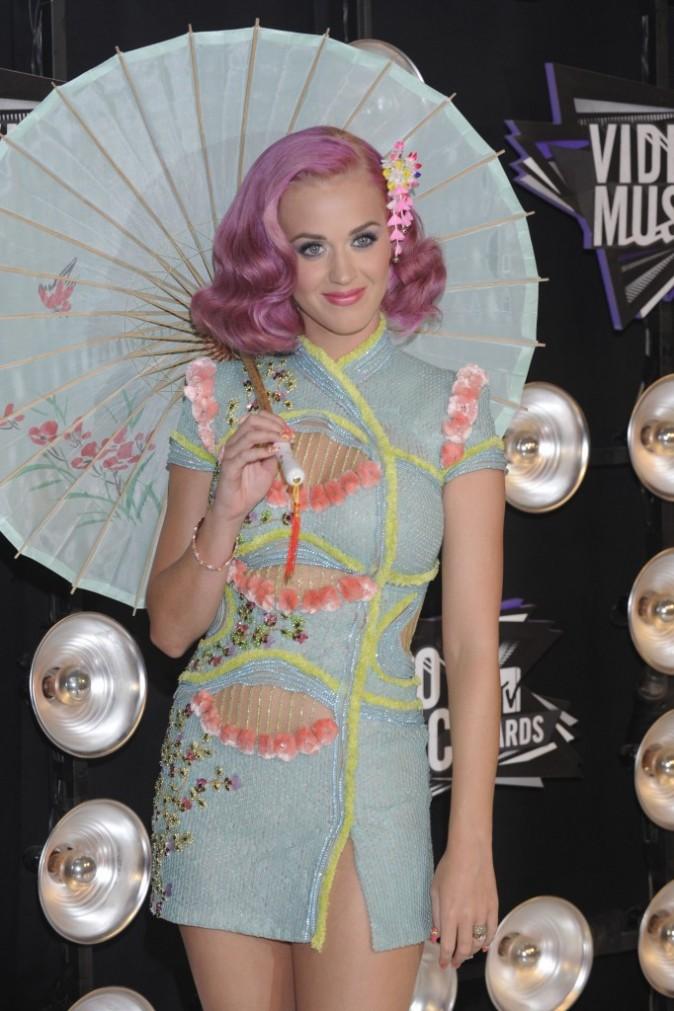 VMA 2009: Katy également !