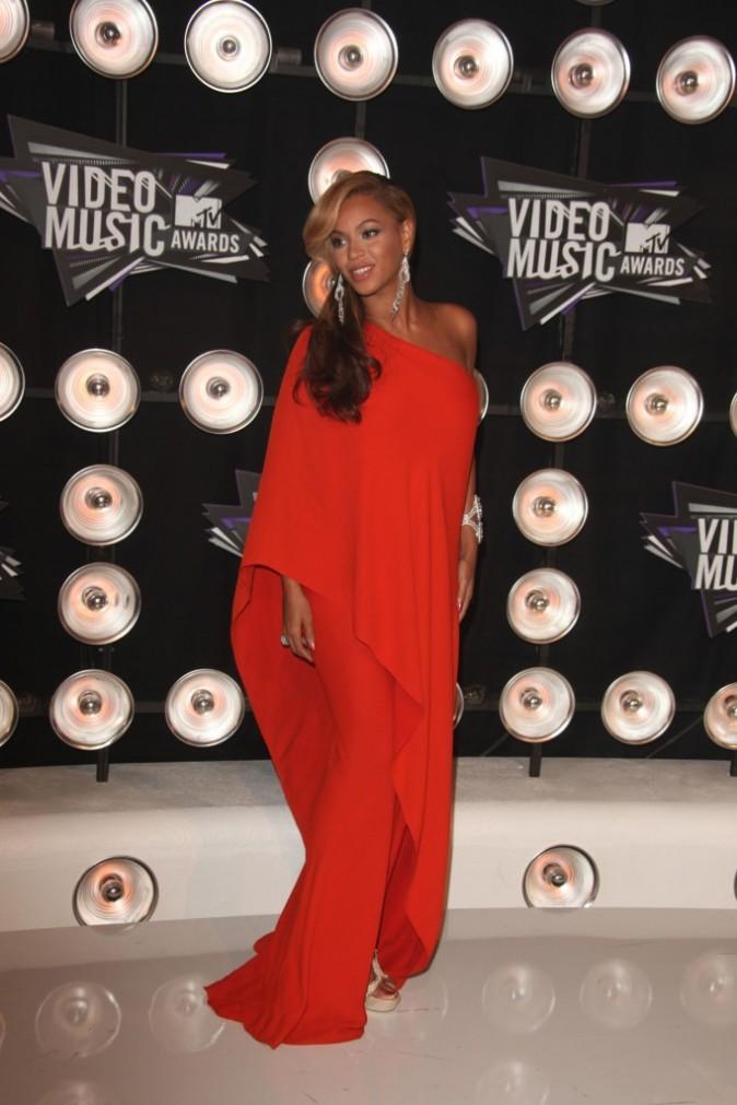 VMA 2011: Queen B toujours au top !