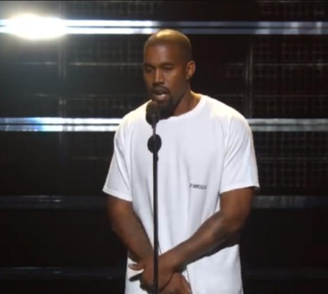 """Des blagues, de reflexions drôles, des """" big up """" à ses amis, Kanye a fait du Kanye !"""