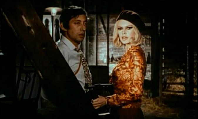 """Couples stars en chanson : Brigitte Bardot et Serge Gainsbourg sur le titre """"Bonnie and Clyde"""""""