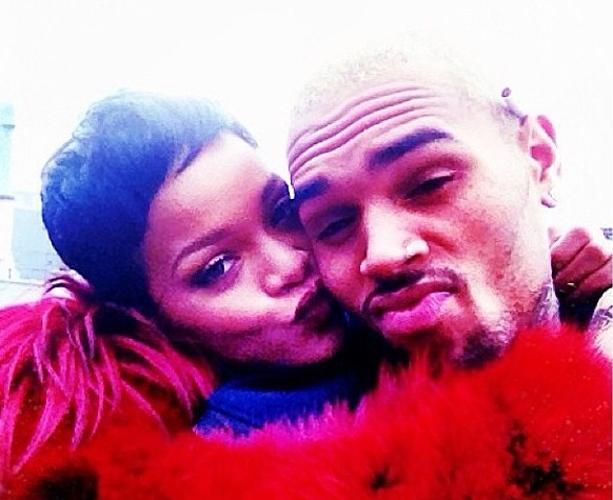 """Couples stars en chanson : Rihanna et Chris Brown sur le titre """"Nobody's Business"""""""