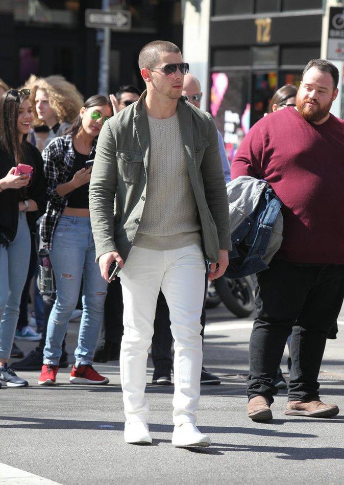 Photos : Nick Jonas : 23 ans et déjà récompensé pour sa contribution à la musique !