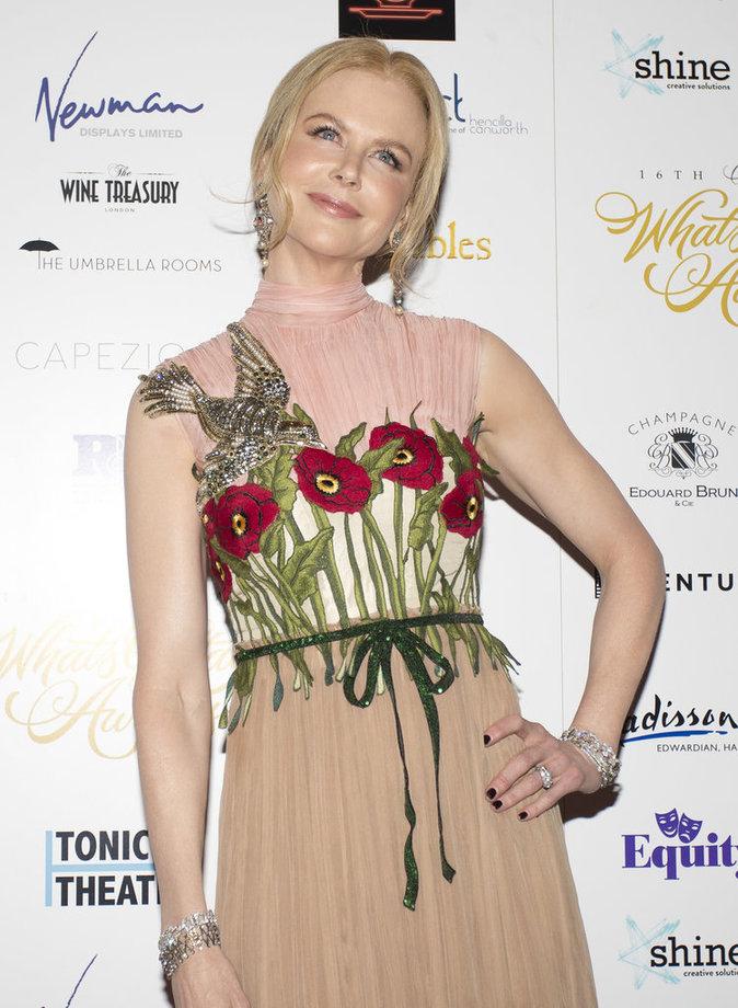 Nicole Kidman a été récompensé pour son rôle dans la pièce Pphotograph 51