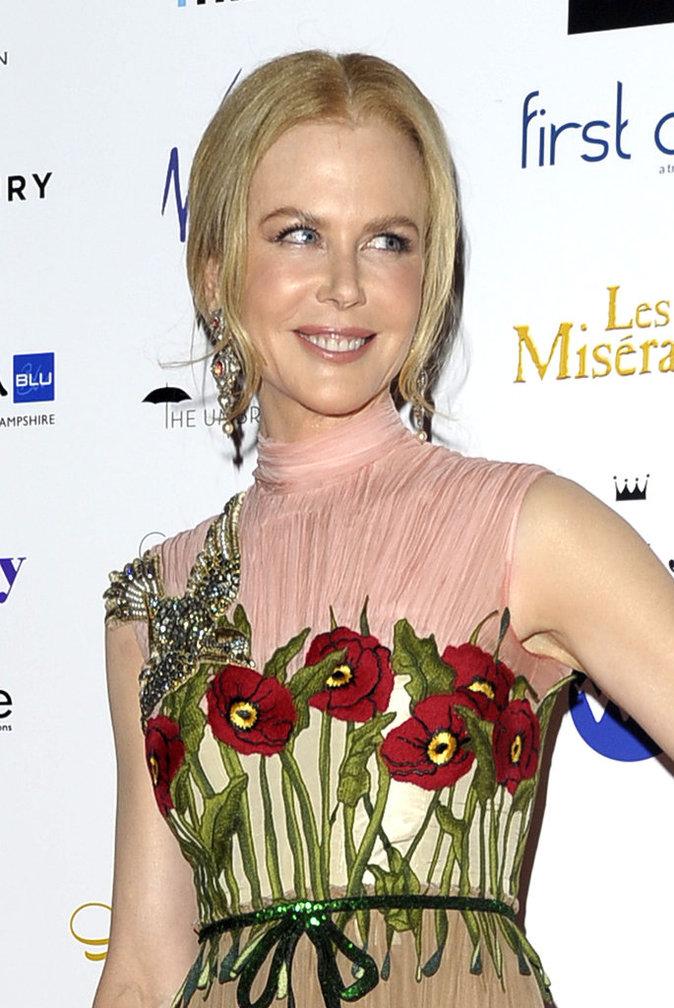 Nicole Kidman a reçu le prix de la Meilleure Actrice dans une pièce de théâtre