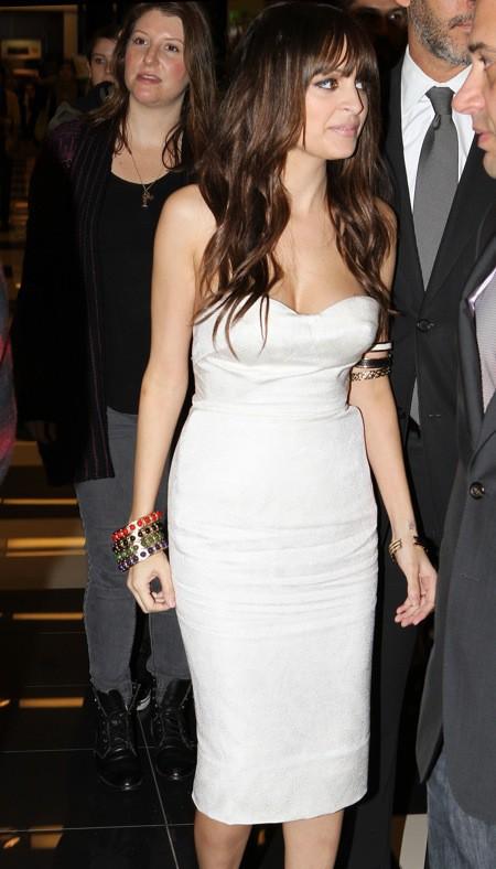 Nicole Richie : sublime et remplumée en 2009