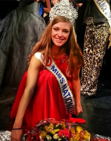 Norma Julia, élue Miss Nationale 2014 !