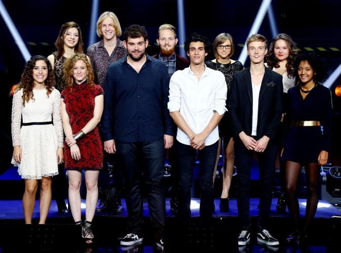 Les 11 finalistes de Nouvelle Star 2015