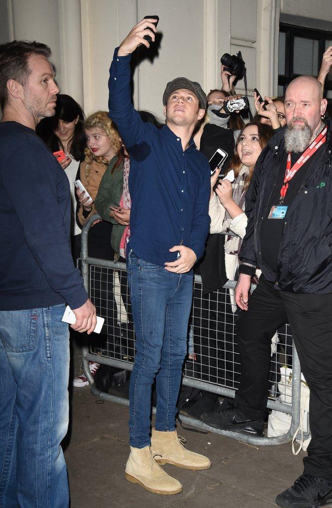 Bain de foule pour les One Direction !