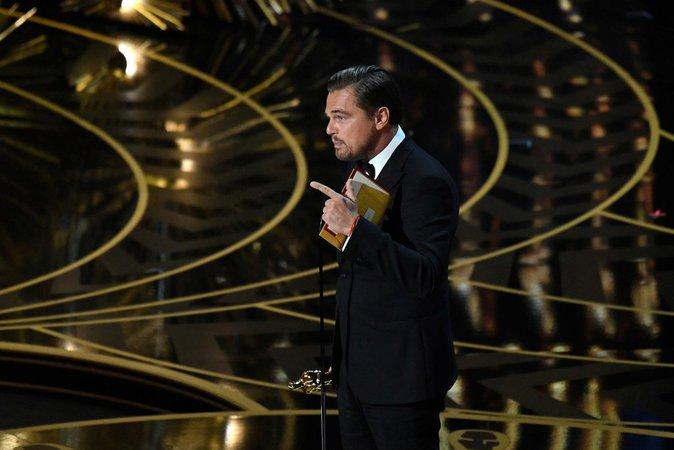 Leonardo Dicaprio a déjà été nominé 4 fois