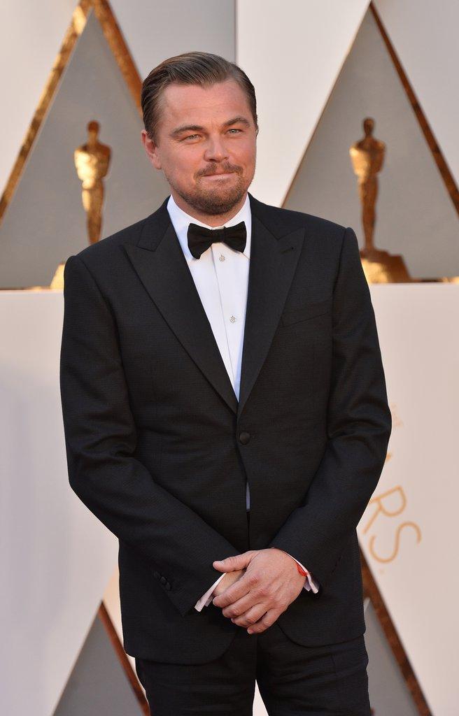 Leonardo Dicaprio a reçu l'oscar du Meilleur Acteur aux Oscars 2016