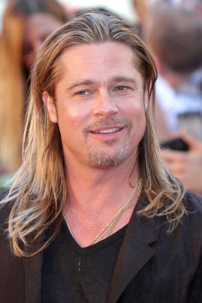 Brad Pitt - avant