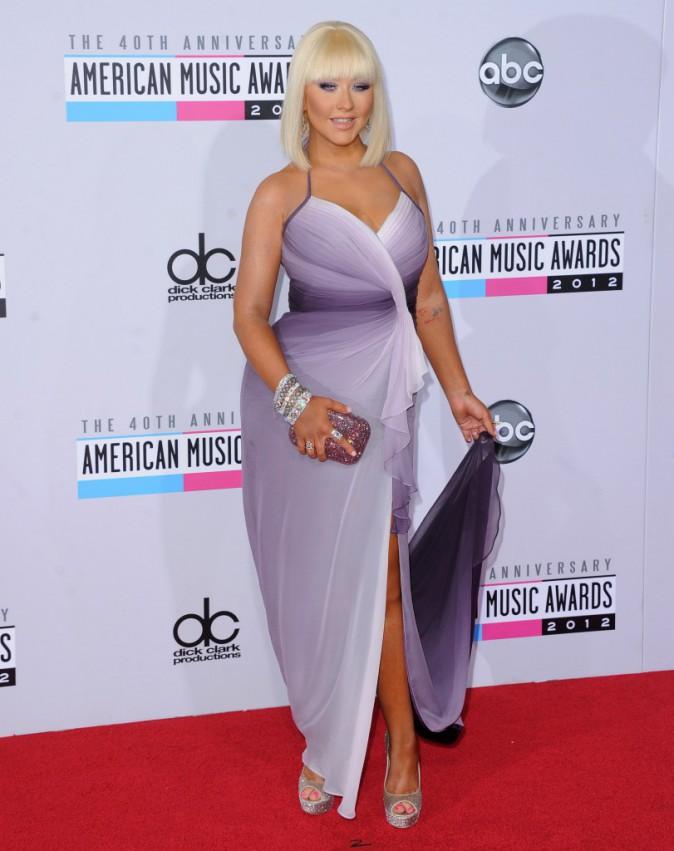 Christina Aguilera - avant