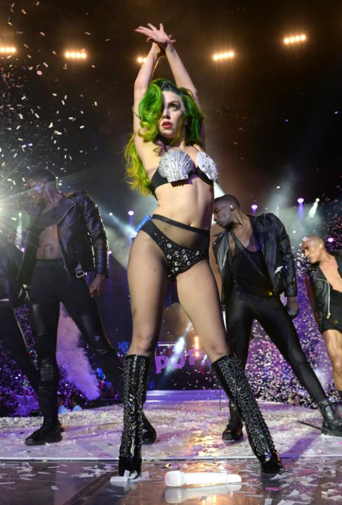 Lady Gaga - après