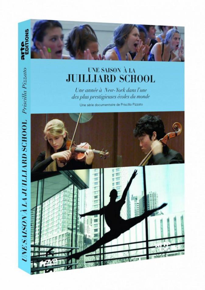 Une saison à la Juilliard School Arte Éditions. 24,99 €.