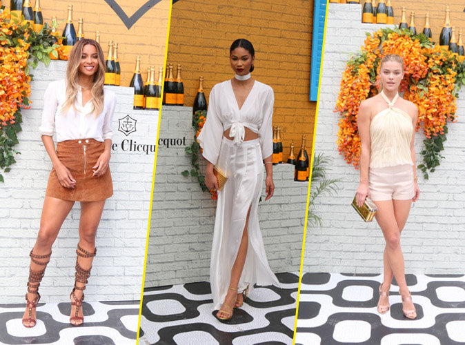 Ciara, Chanel Iman, Nina Agdal