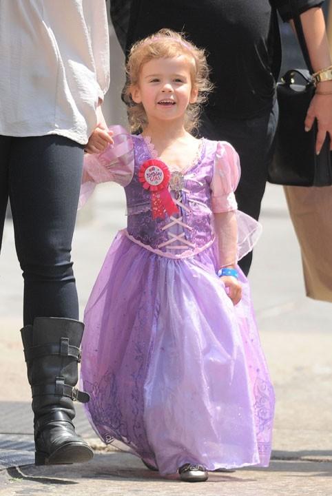 Honor... Une vraie petite princesse !