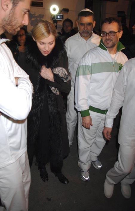Madonna, une adepte de la Kabbale