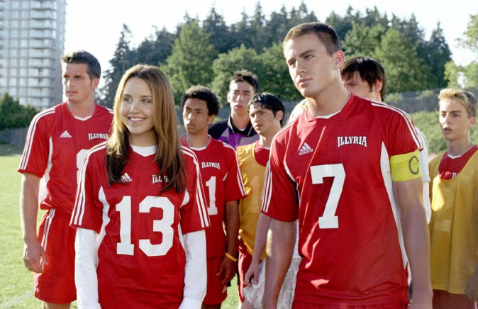 Channing Tatum et Amanda Bynes