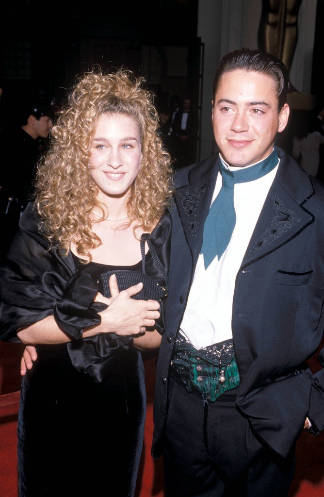 Sarah Jessica Parker et Robert Downey Jr