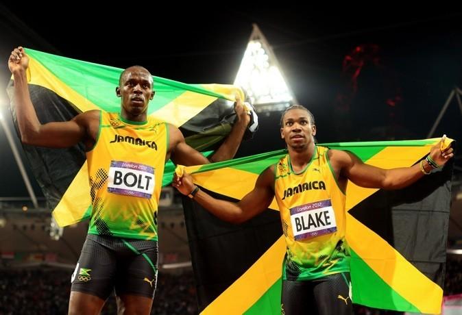 2012: Médaille d'or et d'argent pour la Jamaïque !