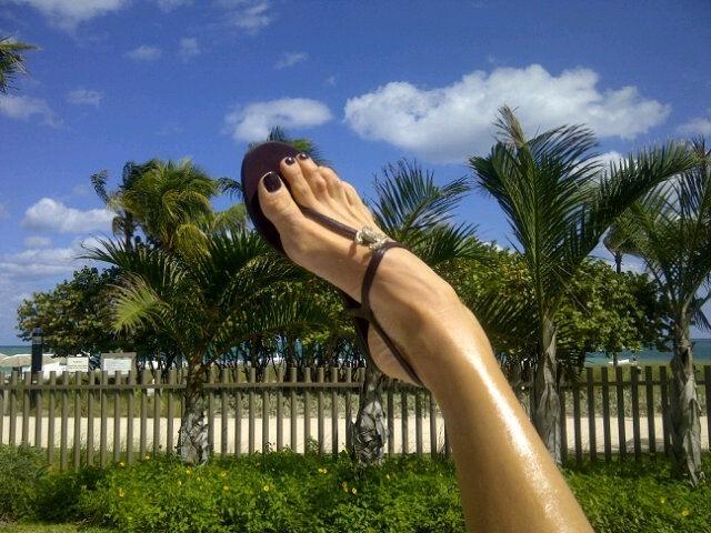 Miami c'est le pied !