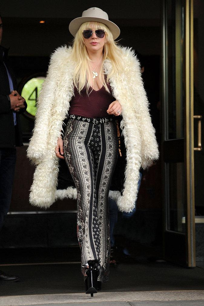 Lady Gaga 30 ans en 2016