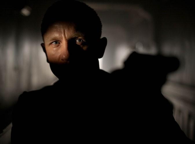 Photos : Daniel Craig dans Skyfall en 2012