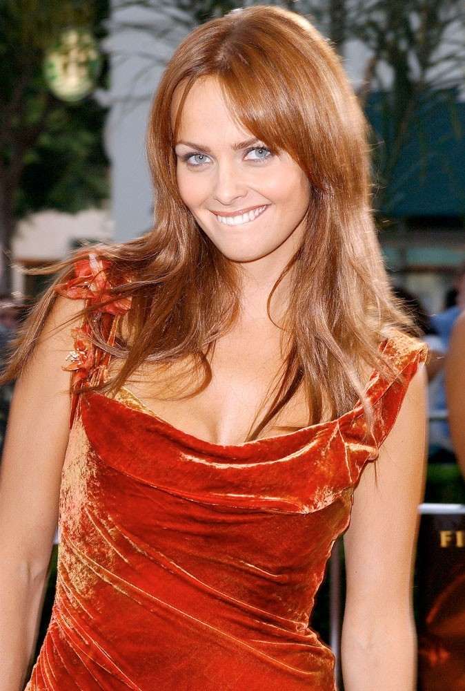 Photos : Izabella Scorupco est la James Bond girl de GoldenEye